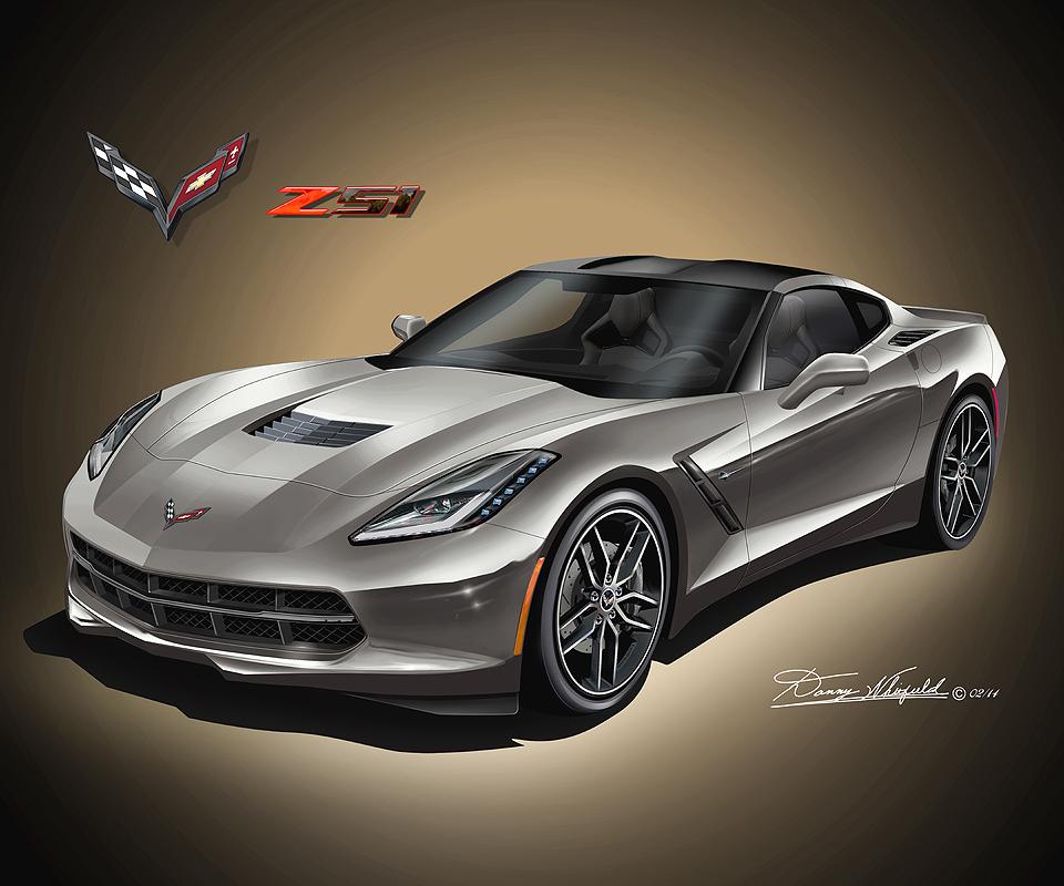 Future Transportation 2015 Corvette Stingray Html Autos