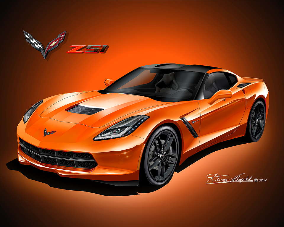 For Sale 2015 Corvette Daytona Sunrise Orange Html Autos Post