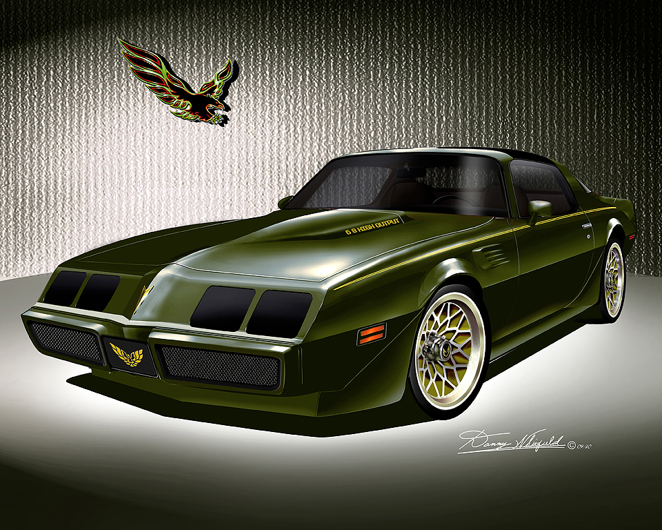 1972 - 1981 firebird trans am