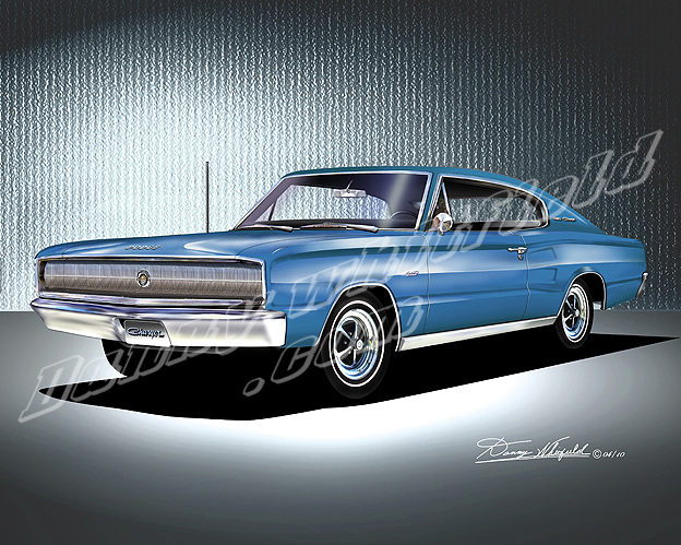 1966 1967 Dodge Charger