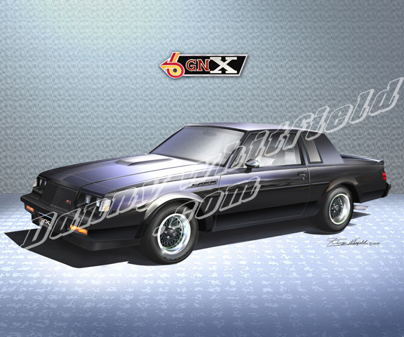 Buick Grand National Gnx. BUICK GRAND NATIONAL Classic