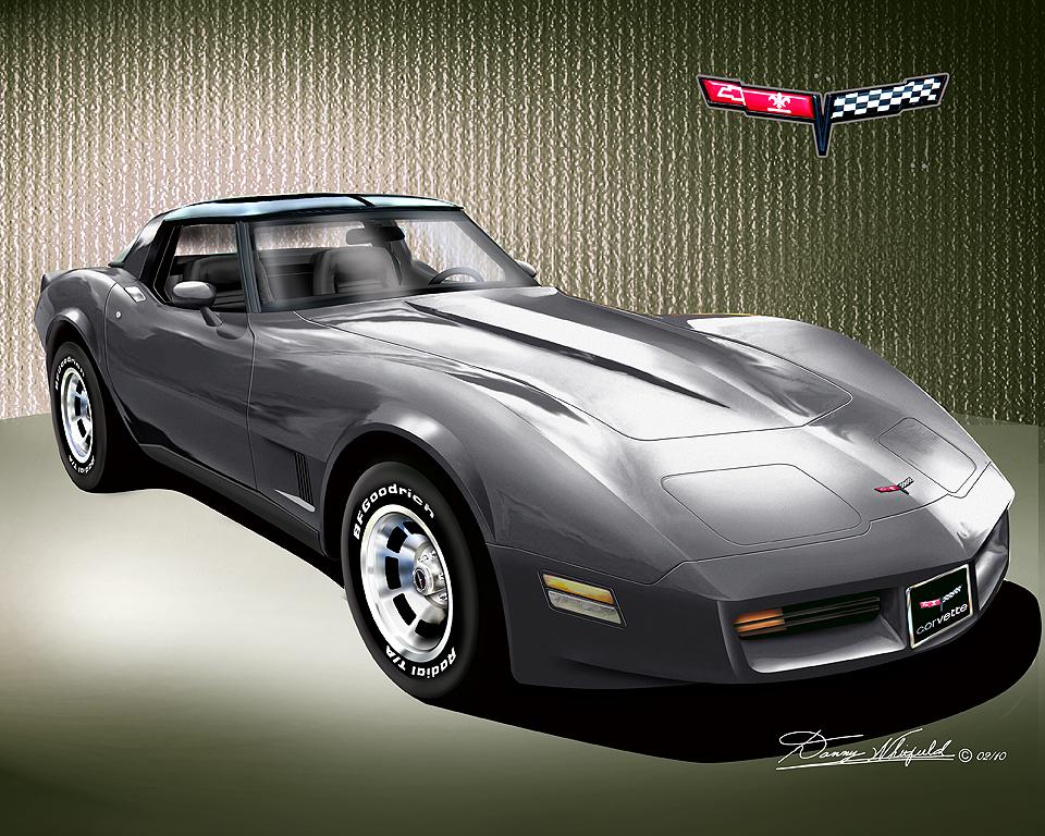 Item U Corvette Gray