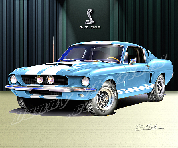 mustang shelby 67. ITEM 6-J 1967. MUSTANG SHELBY