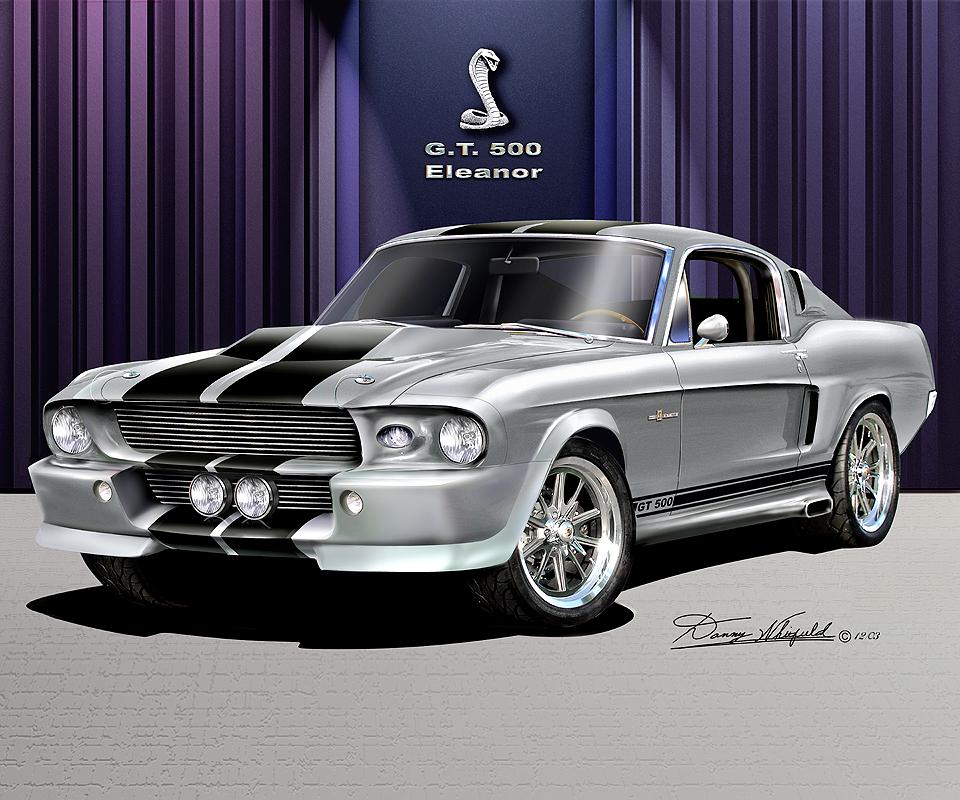 Arte Mustang