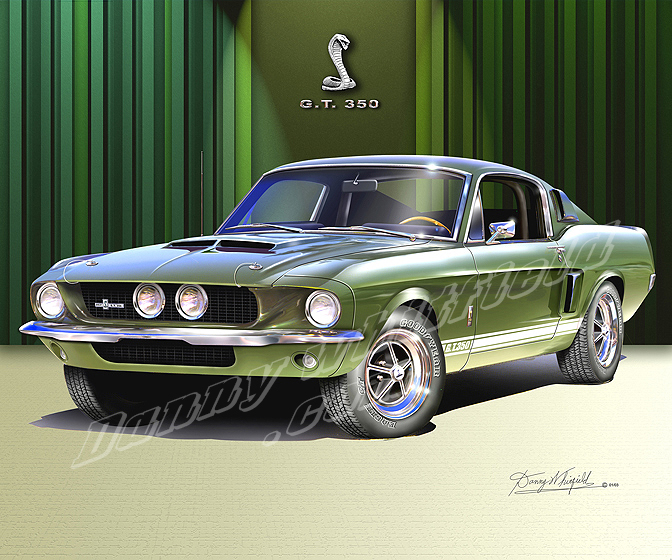 mustang shelby 67. ITEM 6-B 1967. Mustang Shelby