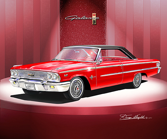 ITEM_8-E-2_1963_FORD_GALAXIE_500_XL_Red_