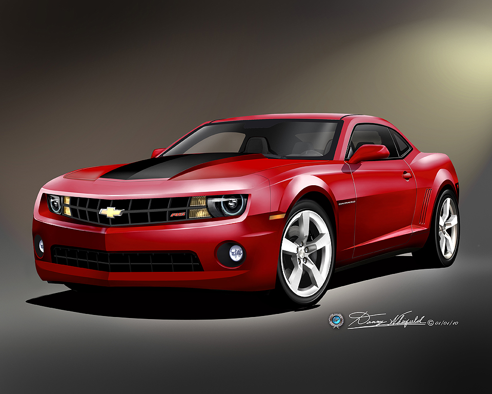 2010 2011 camaro ss rs car art print poster print by. Black Bedroom Furniture Sets. Home Design Ideas