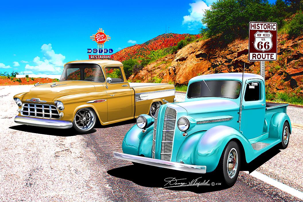 Ram Route 66 Truck Autos Post