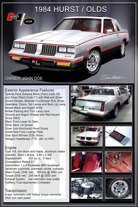 Classic Car Hot Rod Showboard Display Prints DannyWhitifeldcom - Car show display boards